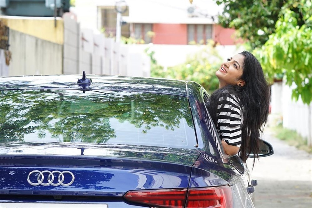 Tamil TV Actress VJ Chithra Photoshoot Images | New Movie Posters