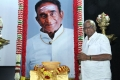 SP Muthuraman at Kamala Theatre Owner VN Chidambaram Ninaivu Anjali Photos