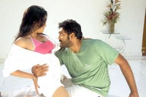 Ajay, Tashu Kaushik @ Vykuntapali Movie Hot Photo Gallery