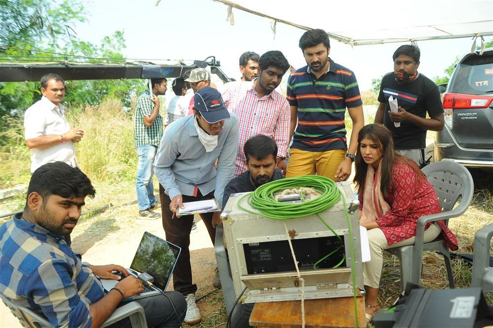 Wife Of Ram Movie, Wife Of Ram Movie Working Stills, Wife Of Ram Movie Logo, Wife Of Ram Movie Working Photos, Wife Of Ram Movie Working Images, Wife Of Ram Movie Title Logo, Manchu Lakshmi.