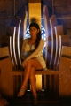 Actress Samyuktha Hegde in Watchman Movie Images HD