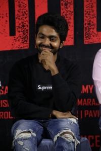 GV Prakash @ Watchman Movie Press Meet Stills