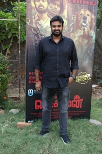 Director Vijay @ Watchman Movie Press Meet Stills