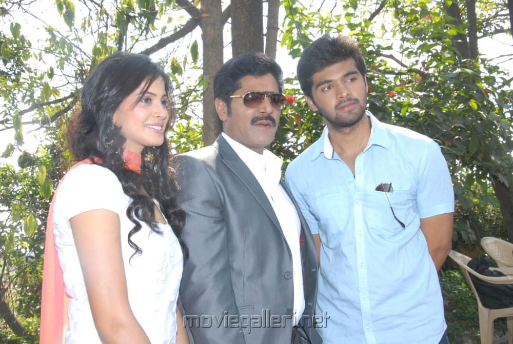 Supriya, Srihari, Adith at Weekend Love Movie Opening Photos