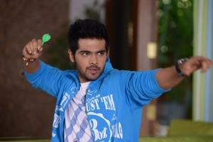 Actor Adith Arun in Weekend Love Movie Photos