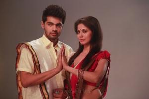 Adith Arun & Supriya Shailaja in Weekend Love Photoshoot Gallery