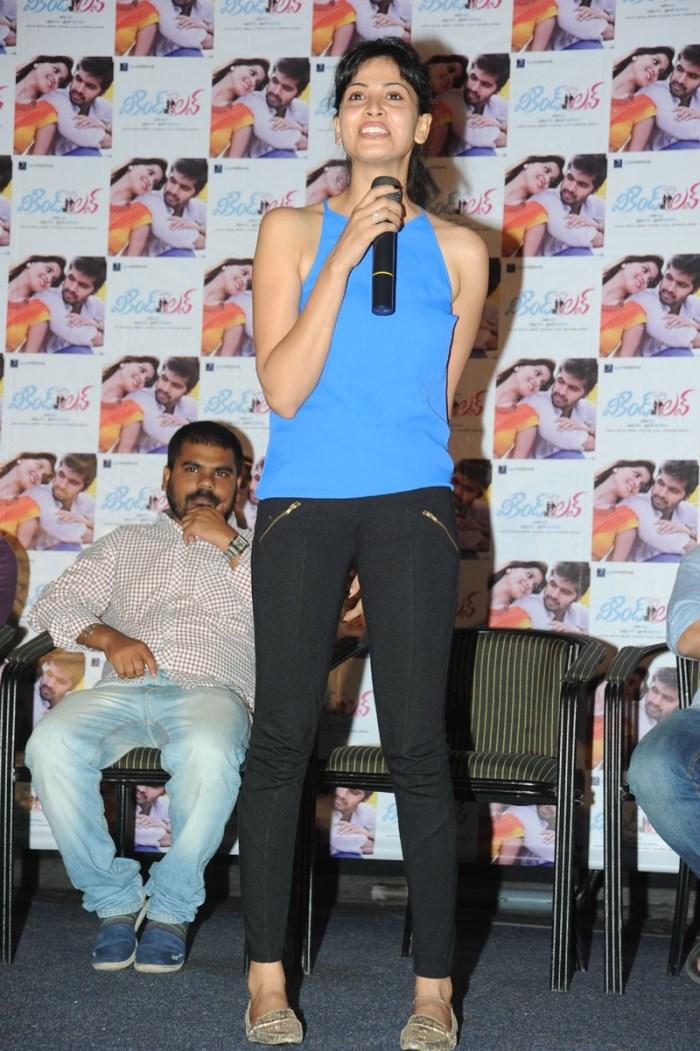 Actress Supriya Shailaja @ Weekend Love Movie Team Interview Stills