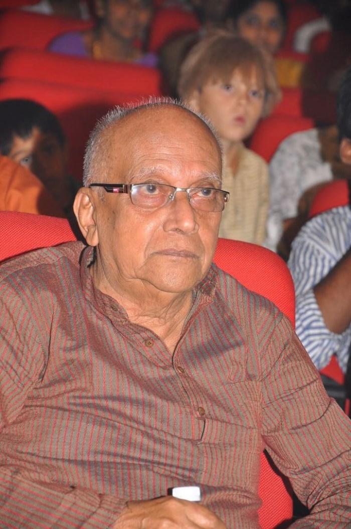 Singeetham Srinivasa Rao @ Welcome Obama Movie Audio Launch Photos