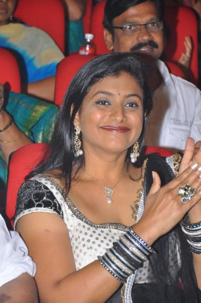 Roja Selvamani @ Welcome Obama Movie Audio Launch Photos