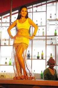 Where is Vidya Balan Item Song Stills