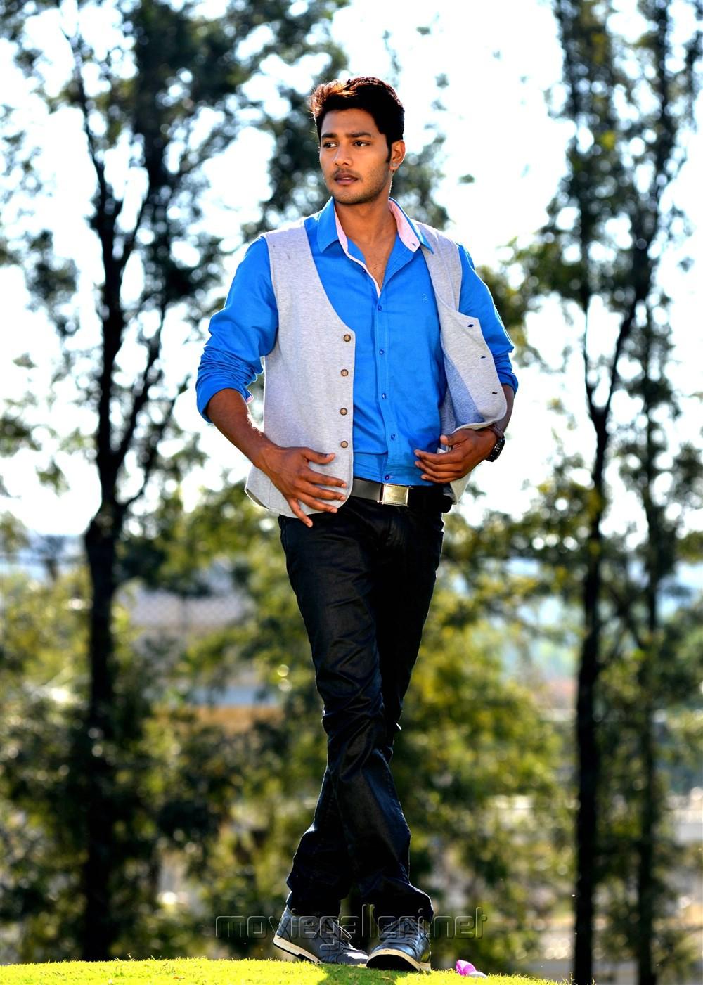 Actor Prince in Where is Vidya Balan Movie Hot Stills