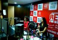 Where is Vidyabalan Team at Vizag Radio Mirchi Photos
