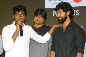 Atlee, Harish Shankar, Kathir @ Whistle Movie Press Meet Stills
