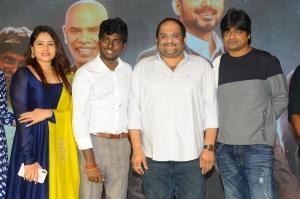 Krishna Priya, Atlee, Mahesh S Koneru, Harish Shankar @ Whistle Movie Press Meet Stills