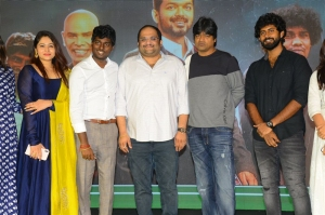 Mahesh S Koneru @ Whistle Movie Press Meet Stills