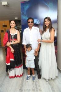 Shilpa Reddy, Mohan Babu, Lakshmi Manchu @ Wife of Ram Movie Trailer Launch Stills