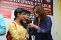 Wife Of Ram Team @ Narsimha Reddy Engineering College Photos