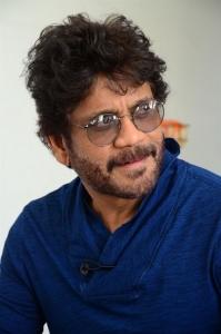 Hero Nagarjuna Wild Dog Movie Interview Photos