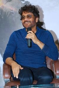 Wild Dog Movie Actor Nagarjuna Interview Photos