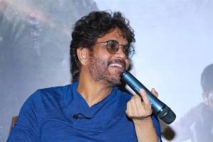 Wild Dog Movie Hero Nagarjuna Interview Photos