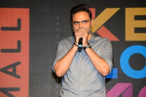 Vamshi Paidipally @ Wild Dog Movie Pre-Release Event Stills