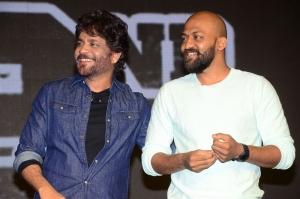 Nagarjuna, Shyam Kaushal @ Wild Dog Movie Pre-Release Event Stills