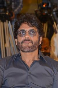 Nagarjuna Akkineni @ Wild Dog Movie Success Meet Stills