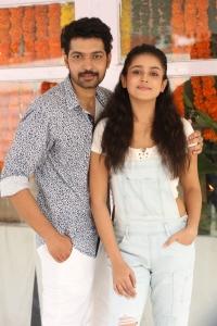 Mishti Chakraborty @ Wings Movie Makers Production No 1 Movie Opening Stills