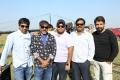 Gopichand Malineni, Chota K. Naidu, Thaman, Tagore Madhu @ Winner Movie Working Stills