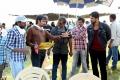 Gopichand Malineni, Chota K. Naidu @ Winner Movie Working Stills