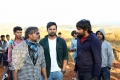 Chota K. Naidu, Sai Dharam Tej, Gopichand Malineni @ Winner Movie Working Stills