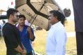 Sai Dharam Tej, Tagore Madhu @ Winner Movie Working Stills