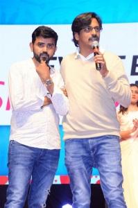 Kranthi Madhav @ World Famous Lover Grand Release Event Stills