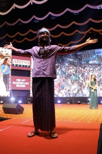 Vijay Devarakonda @ World Famous Lover Grand Release Event Stills