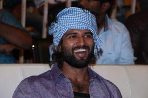 Actor Vijay Deverakonda @ World Famous Lover Grand Release Event Stills