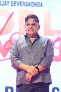 Allu Aravind @ World Famous Lover Pre Release Event Photos