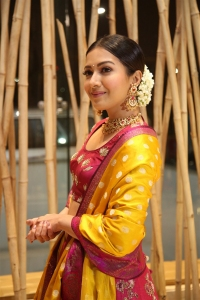 Catherine Tresa @ World Famous Lover Pre Release Event Photos