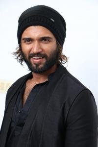 World Famous Lover Hero Vijay Devarakonda Interview Pics