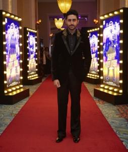 Abhishek Bachchan @ World Premiere of Happy New Year in Dubai