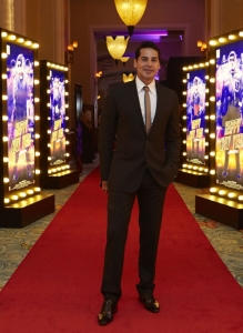 Dino Morea @ World Premiere of Happy New Year in Dubai