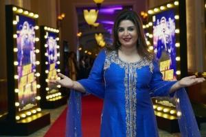 Director Farah Khan @ World Premiere of Happy New Year in Dubai