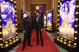Vishal – Shekhar @ World Premiere of Happy New Year in Dubai