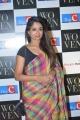Sandhya Raju @ Woven 2017 Fashion Show Red Carpet Photos