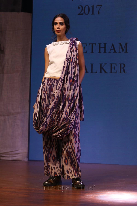 Celebrities @ Woven 2017 Fashion Show Stills