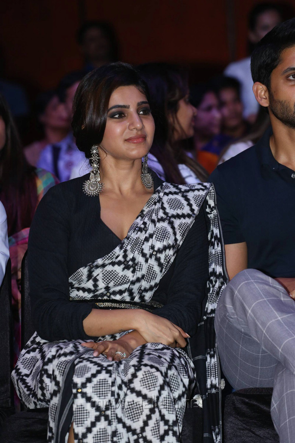 Actress Samantha @ Woven 2017 Fashion Show Stills