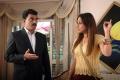 Sayaji Shinde, Priyanka Trivedi in XYZ Telugu Movie Stills