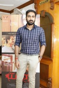 Actor Thaman Kumar @ Yaalee Movie First Look Launch Stills