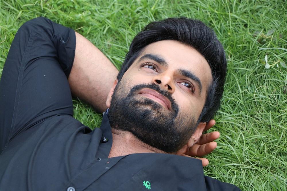 Actor Sandeep Sai in Yaaro Movie Stills