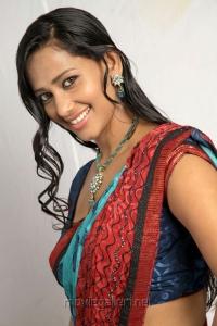 Actress Sanjana Singh at Yaarukku Theriyum Movie Photos