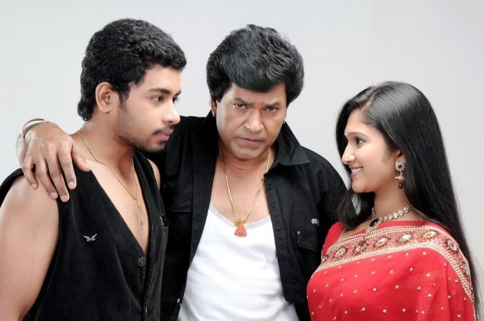 charan raj family photos